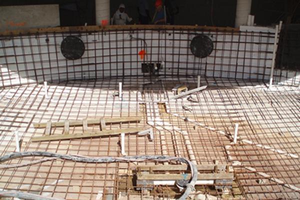 Reinforcing Steel Installation